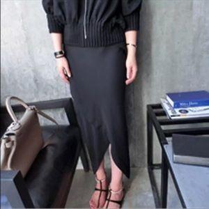 Dresses & Skirts - Korean style asymmetrical skirt